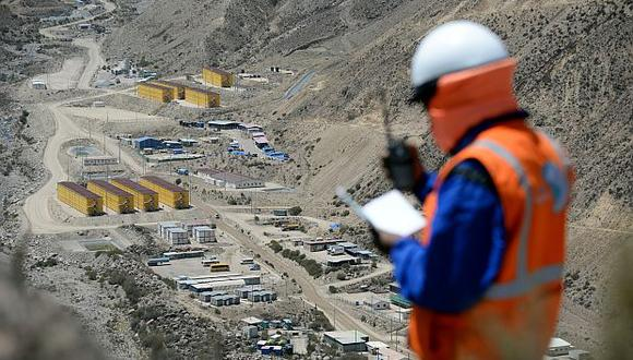 Las inversiones de las empresas Anglo American y Marcobre representaron en conjunto el 31.7% de las inversiones mineras al término del primer semestre. (Foto: GEC)<br>