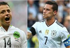 México vs. Alemania: día, hora y canal TV del partido por semis de Confederaciones