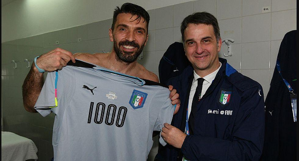 Gianluigi Buffon: el antes y después del mítico golero italiano - 29