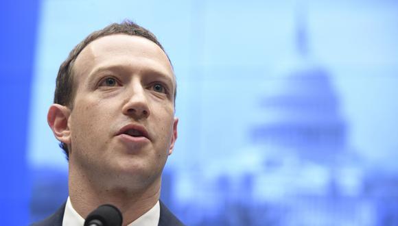 Mark Zuckerberg, anunció la medida hoy a sus trabajadores mediante un memorándum. (Foto: AFP)