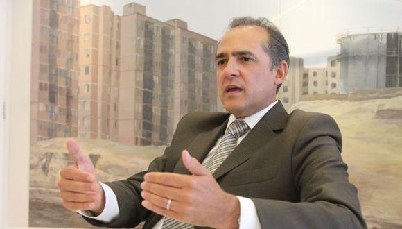 El presidente de Capeco, Enrique Espinosa, indicó que en la directiva de su institución no quedan representantes de las constructoras implicadas en casos de corrupción. (Foto: USI)
