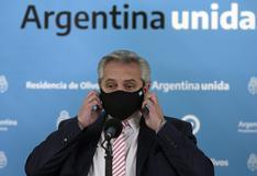 Coronavirus: Argentina prevé vacunar en diciembre a 300.000 personas