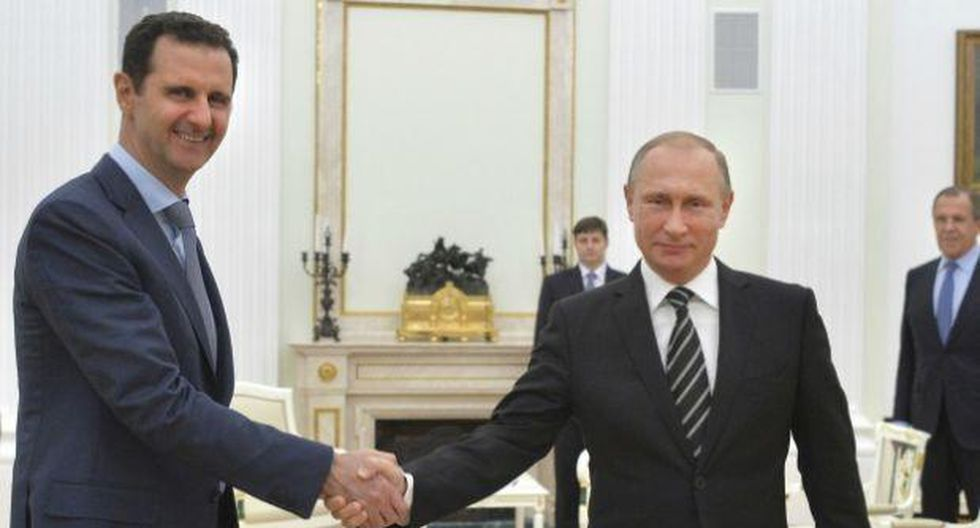 Siria: Al Asad nunca habló con Putin sobre dejar el poder