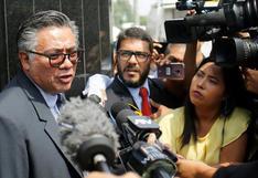 Audiencia por el caso de Esterilizaciones Forzadas fue suspendida luego que César Nakazaki presentara fiebre por COVID-19