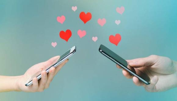 Conoce cuáles son las frases e imágenes que podrás compartir por San Valentín en WhatsApp. (Foto: pinterest)