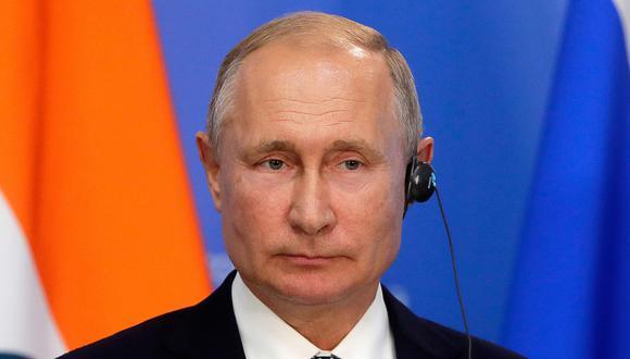 Vladimir Putin propone a Arabia Saudita comprar misiles rusos para defenderse. (AFP).
