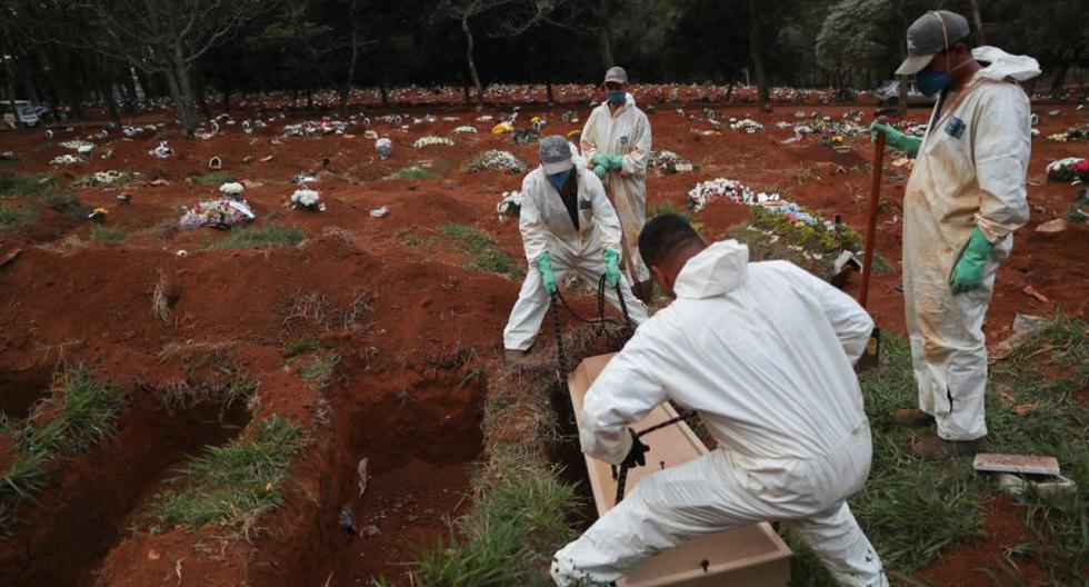 Coronavirus en Brasil | Últimas noticias | Último minuto: reporte de infectados y muertos hoy, jueves 3 de diciembre del 2020 | Covid-19 | (Foto: REUTERS/Amanda Perobelli).