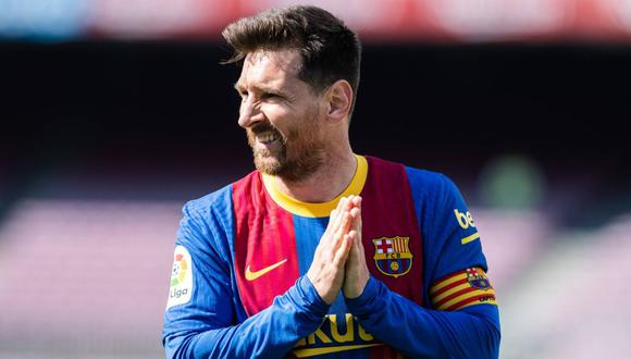 Lionel Messi renovará con Barcelona hasta el 2026.