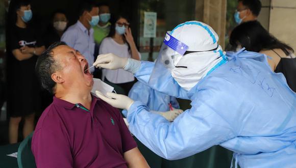 Coronavirus en China | Últimas noticias | Último minuto: reporte de infectados y muertos hoy, lunes 12 de octubre del 2020 | Covid-19 | (Foto: AFP).