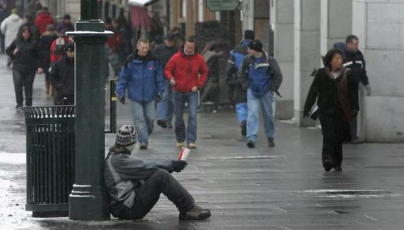 Polémica: Noruega busca multar y encarcelar a los mendigos