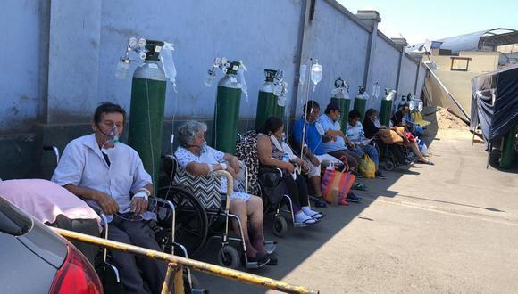 El proyecto del Ministerio de Salud permitirá descongestionar los hospitales en caso de una segunda ola del COVID-19. (GEC)