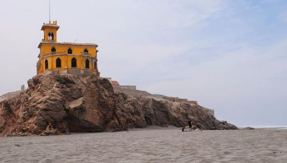 Congreso aprueba expropiar terrenos del Castillo de Mollendo