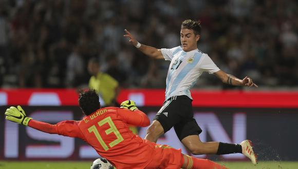 Argentina vs. México EN DIRECTO VER EN VIVO ONLINE por TyC Sports: 1-0 con gol de Funes Mori