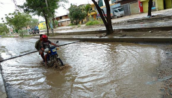 Senamhi advirtió que estas precipitaciones estarán acompañadas de descargas eléctricas y ráfagas de viento. (Foto referencial: Archivo El Comercio)