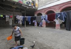 Así viven los peruanos a dos cuadras de Palacio de Gobierno |VIDEO 360°