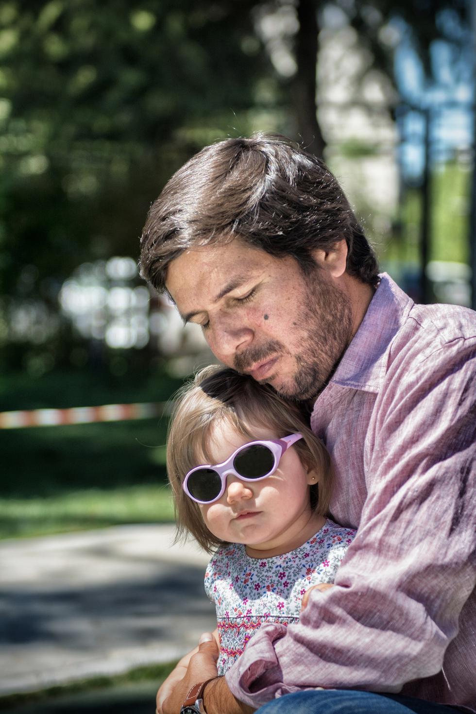 Renato Cisneros: lo que piensa de la paternidad, el matrimonio y la soltería