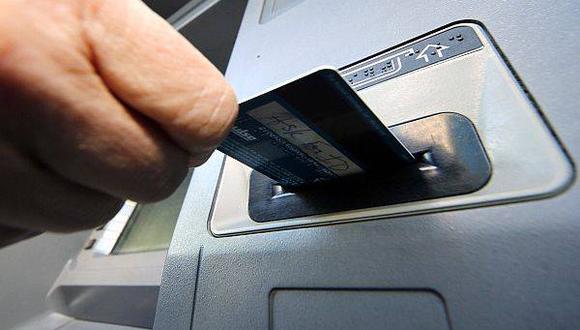 La tarjeta de crédito no debería usarse para retirar dinero de tus cuentas. (Foto:Archivo)