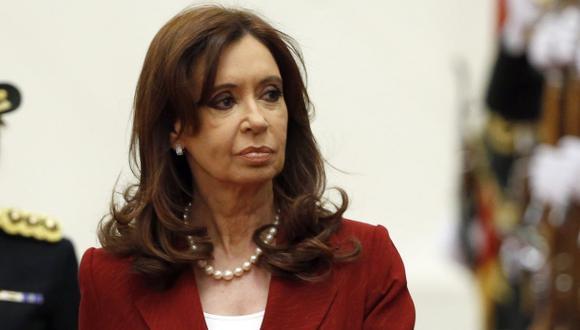 """Cristina Fernández: """"El odio e infamia se los dejamos a ellos"""""""