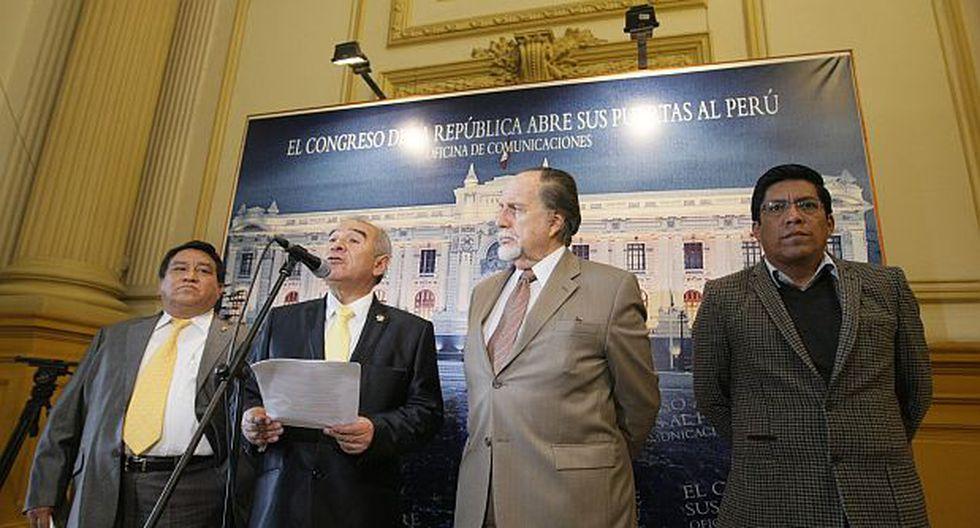 Solidaridad Nacional presentaría candidato a Mesa Directiva
