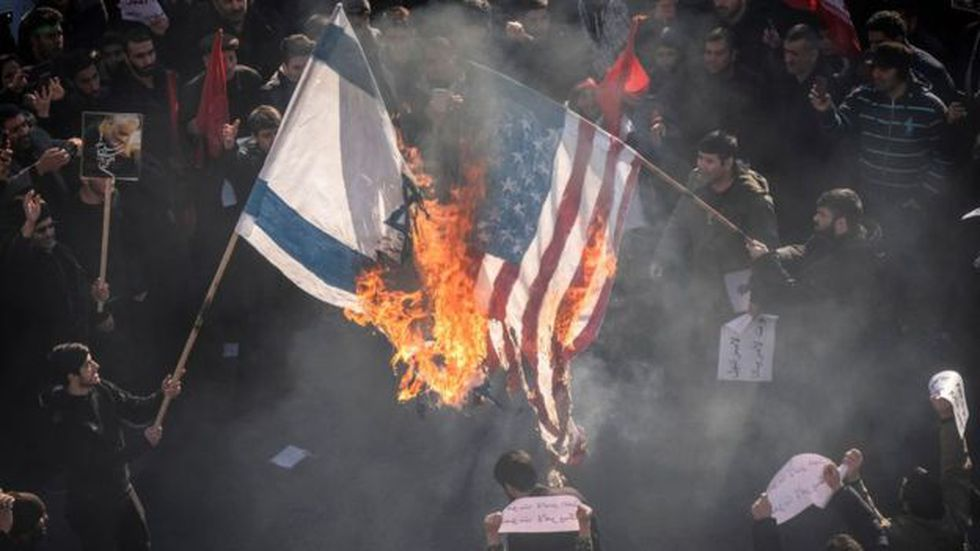 Según Kasra Naji, corresponsal especial de BBC Persa, la muerte de Qasem Soleimani podría desencadenar una guerra entre EE.UU. e Irán. (Foto: Getty Images, via BBC Mundo)