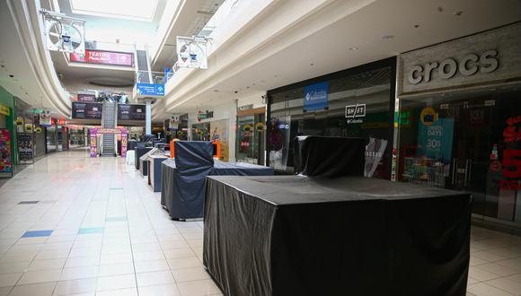 Centros comerciales. (Foto: Hugo Curotto / GEC)