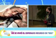 EEG: Ivana Yturbe rompe su silencio y aclara rumores sobre romance con Beto Da Silva
