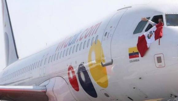 Viva Air Perú. Fue la primera aerolínea low cost que ingresó al país. Actualmente opera nueve rutas y utiliza las aeronaves Airbus A320, con capacidad para 180 pasajeros.