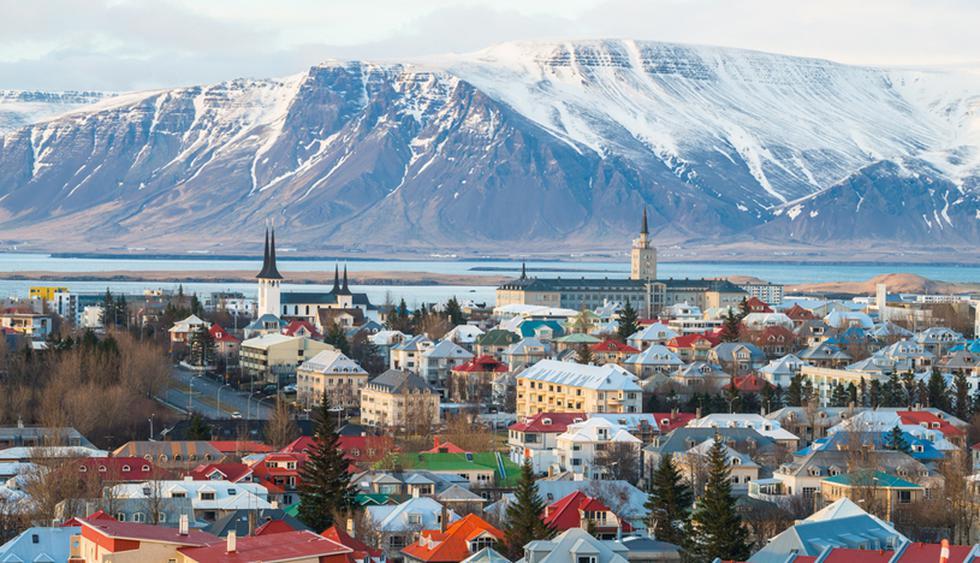 """Islandia. """"Hay una próspera escena artística en Reikiavik, museos vikingos para aficionados a la historia y recorridos para aquellos que quieran entrar en la escena culinaria"""". (Foto: Shutterstock)"""