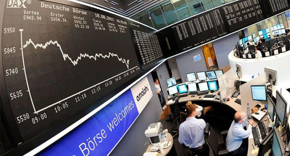 El índice DAX 30 de Frankfurt cerró con una subida de 0.21% este viernes. (Foto: Reuters)