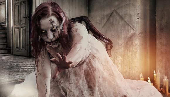 Netflix te ofrece un sinfín de películas de terror como previa a Halloween. (Foto: Pixabay)
