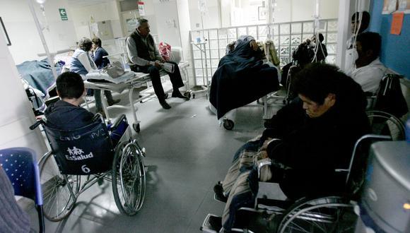 Ha quedado a la luz el evidente fracaso de los sistemas sanitario y político que el país parece haber abandonado a su suerte, condenando a su población a una muerte a plazos. (Foto:GEC)