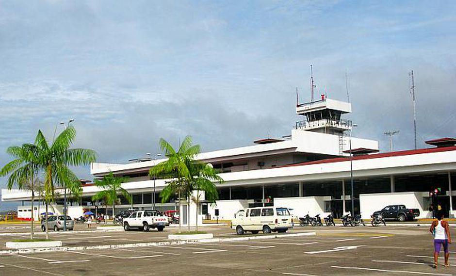 Aeropuertos del Perú opera el terminal aéreo de Iquitos. (Foto: GEC)