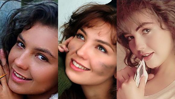 Thalía es la gran protagonista de la trilogía de 'Las Marías', emitidas entre 1992 y 1996 (Foto: Televisa)