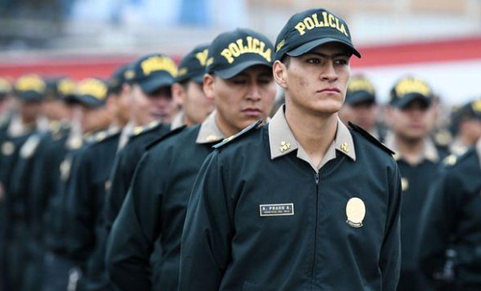 Los nuevos agentes serán asignados a diversas unidades especializadas de la Policía Nacional. (Difusión)
