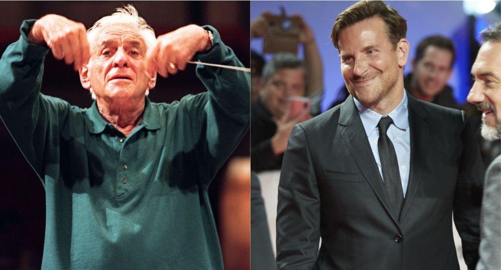 Netflix compra la cinta sobre Leonard Bernstein que prepara Bradley Cooper. (Foto: AFP)