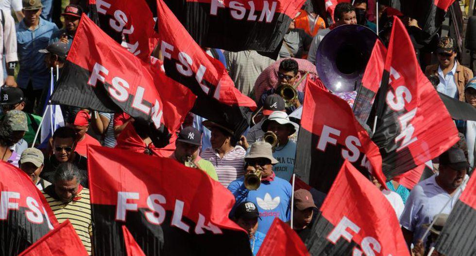 La Asamblea Legilativa (congreso), ampliamente oficialista, aprobó en julio una ley que declara terroristas a quienes se marchan en contra del gobierno, y muchos de los manifestantes detenidos han sido acusados de terrorismo. (Foto: Reuters)