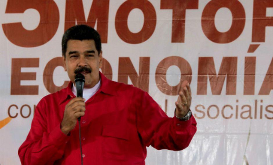 Nicolás Maduro no permitió que ingresen los diputados a Venezuela. (Foto: AFP)