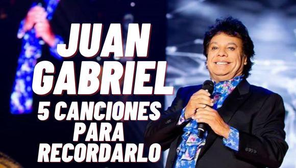 Este 28 de agosto se conmemora un año más de la partida a la eternidad de 'El Divo de Juárez'. | Crédito: @soyjuangabriel_ / Instagram.