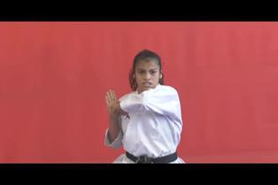 La Videna: medallistas de karate se preparan con miras a clasificar a Tokio 2020