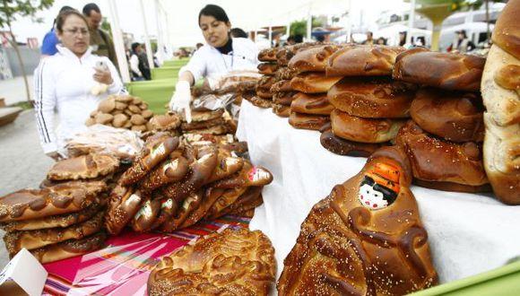 """""""Festival del pan y dulce"""" se realizará este fin de semana en San Borja."""