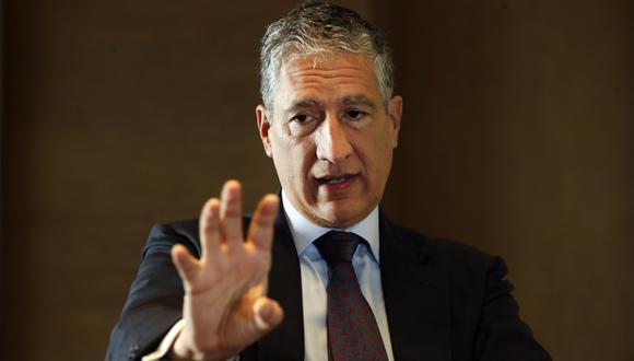 Alberto Calderón ha sido CEO de Ecopetrol y presidente del área comercial del coloso minero BHP. (Rolly Reyna).