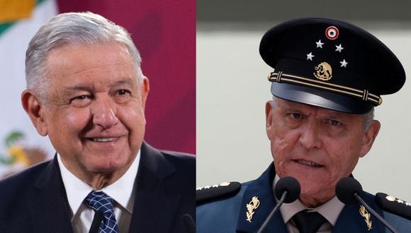 López Obrador cuestionó que Cienfuegos haya sido detenido días antes de las elecciones presidenciales en Estados Unidos. (Foto: EFE/ Reuters)