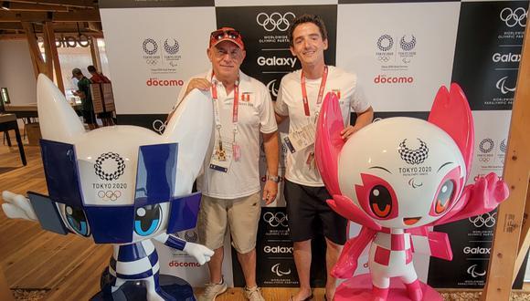 Alessandro De Souza está listo para competir en Tokio 2020.