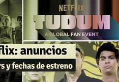 Tudum: los mejores anuncios del gran evento de Netflix