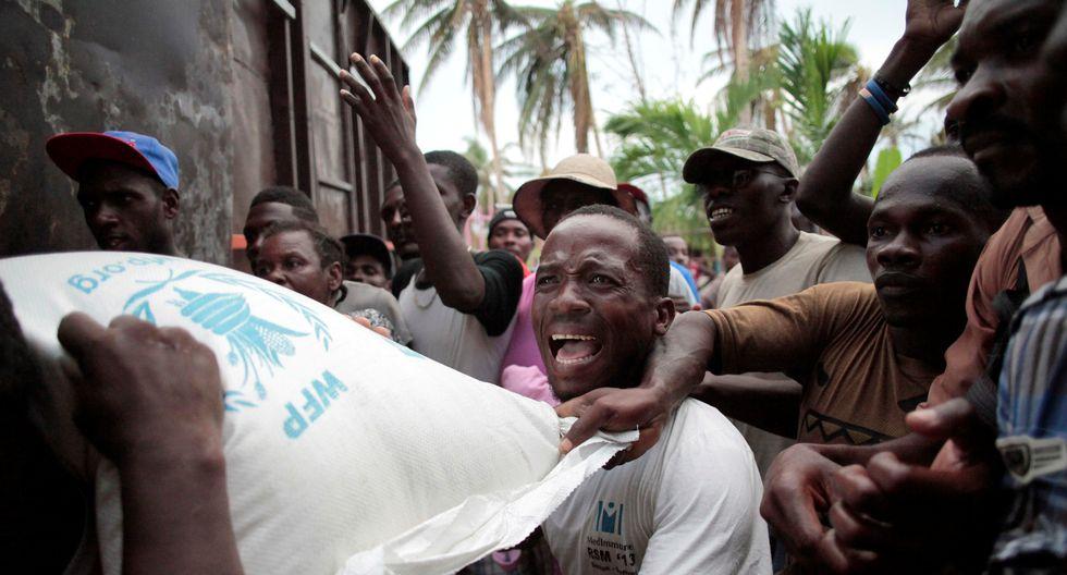 En la actualidad, 3.67 millones de personas, el 35% de la población haitiana, necesita urgentemente ayuda alimentaria de emergencia y se espera que el número de personas en riesgo de inseguridad alimentaria aumente hasta los 4.1 millones en los próximos meses. (Reuters)