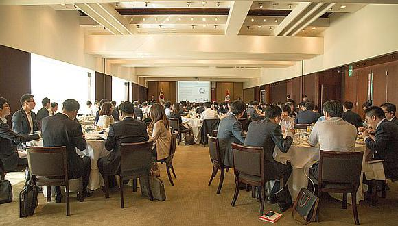 InPerú atrajo a medio millar de empresarios en Tokio y Seúl