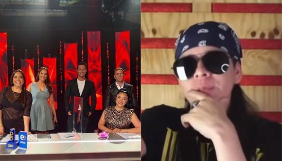 """Imitador de Axl Rose se pronunció en Facebook tras perder contra José José en la reciente edición de """"Yo Soy"""". (Foto: Latina/@YoSoyAxlRose)"""