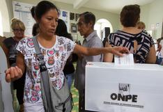 Se suspende conversatorio sobre puntos clave de la reforma política