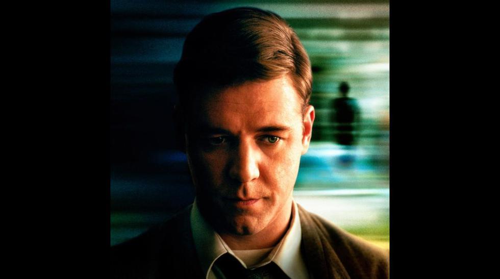 """John Nash: """"Una mente brillante"""", el filme inspirado en su vida - 4"""