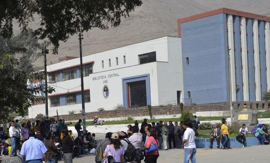 """Sunedu desconoce a Del Castillo como rector de """"La Cantuta"""""""
